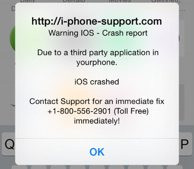 how to get rid of virus on iphone free