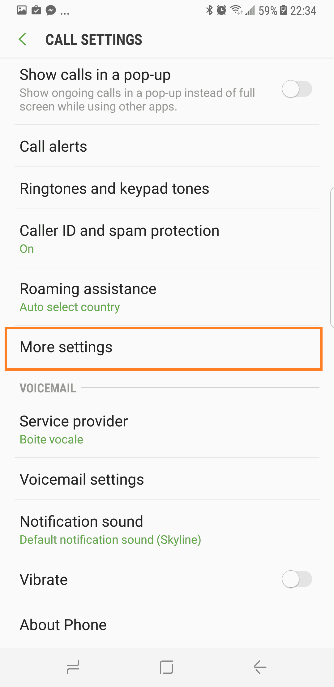 How to hide caller ID Samsung Galaxy S8 - TheCellGuide