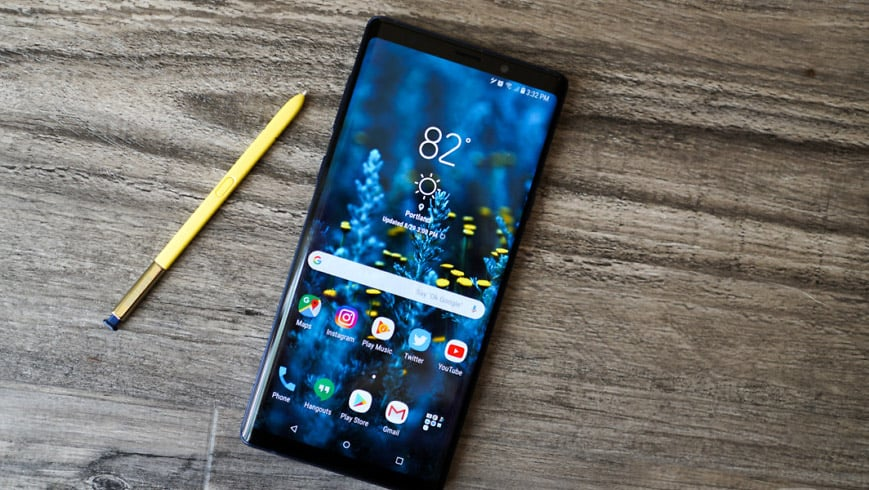 What to do if your Samsung Galaxy Note 9 won't charge