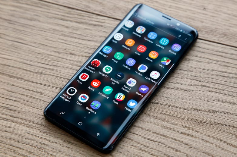 What to do with your Samsung Galaxy S9 with Black Screen of