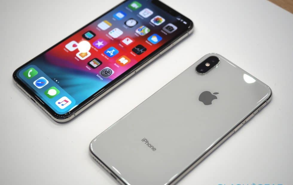 How to fix Apple iPhone XS Max touchscreen that's randomly