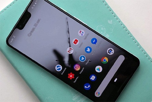 How to fix Google Pixel 3 XL that's stuck on the black