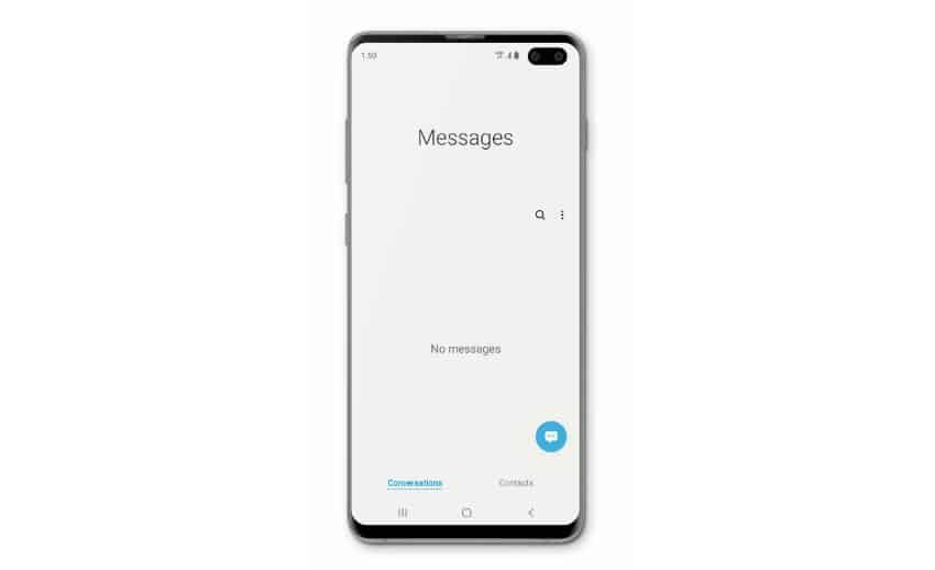 Samsung Galaxy S10 Plus can't send text messages  Here's how
