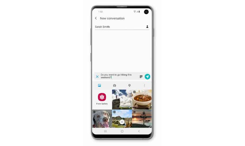 Samsung Galaxy S10 can't send MMS messages - TheCellGuide