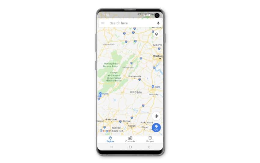 Google Maps keeps crashing on Samsung Galaxy S10  Here's the