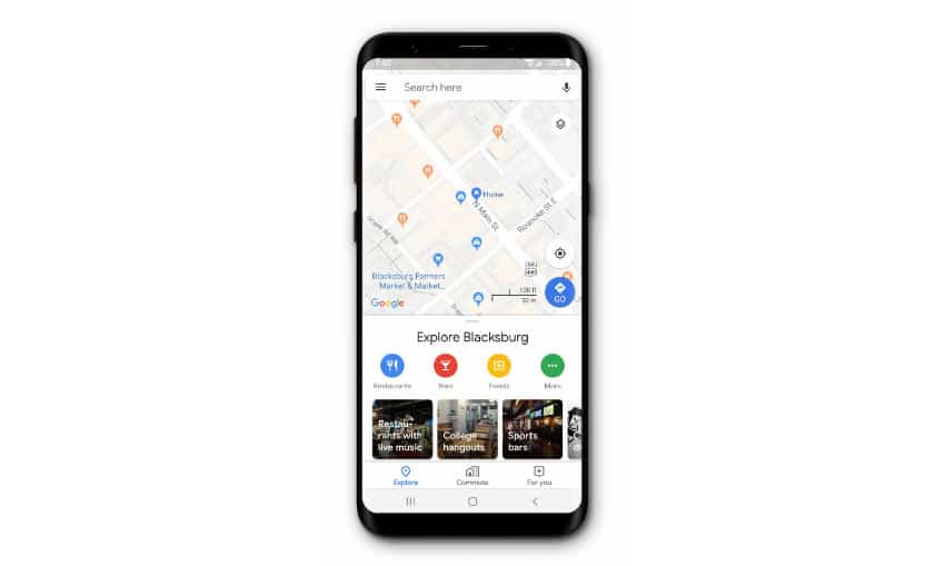 What to do if Google Maps keeps crashing on Samsung Galaxy S9