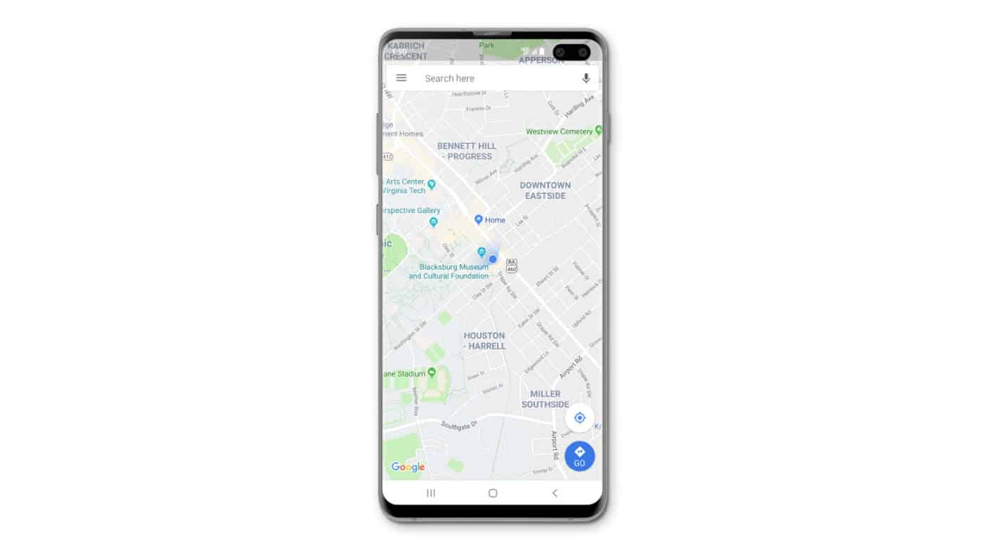 Google Maps keeps stopping on Samsung Galaxy S10 Plus
