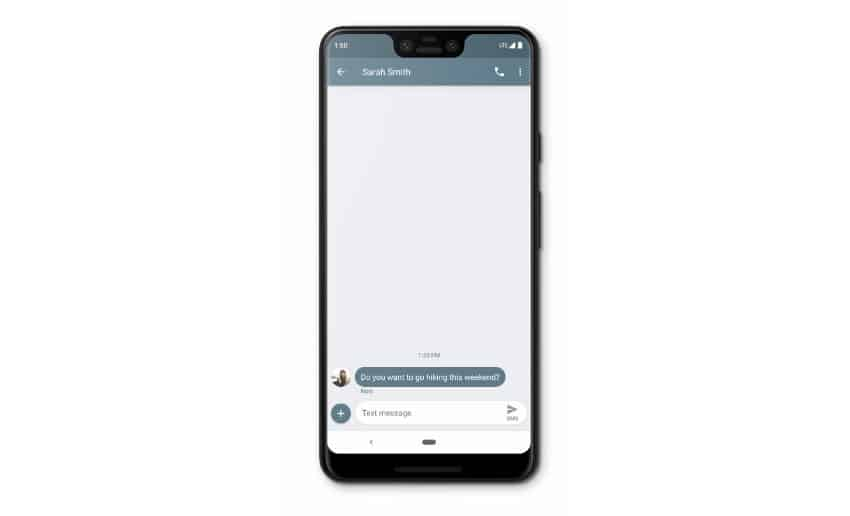 How to fix Google Pixel 3 XL that is not receiving text messages