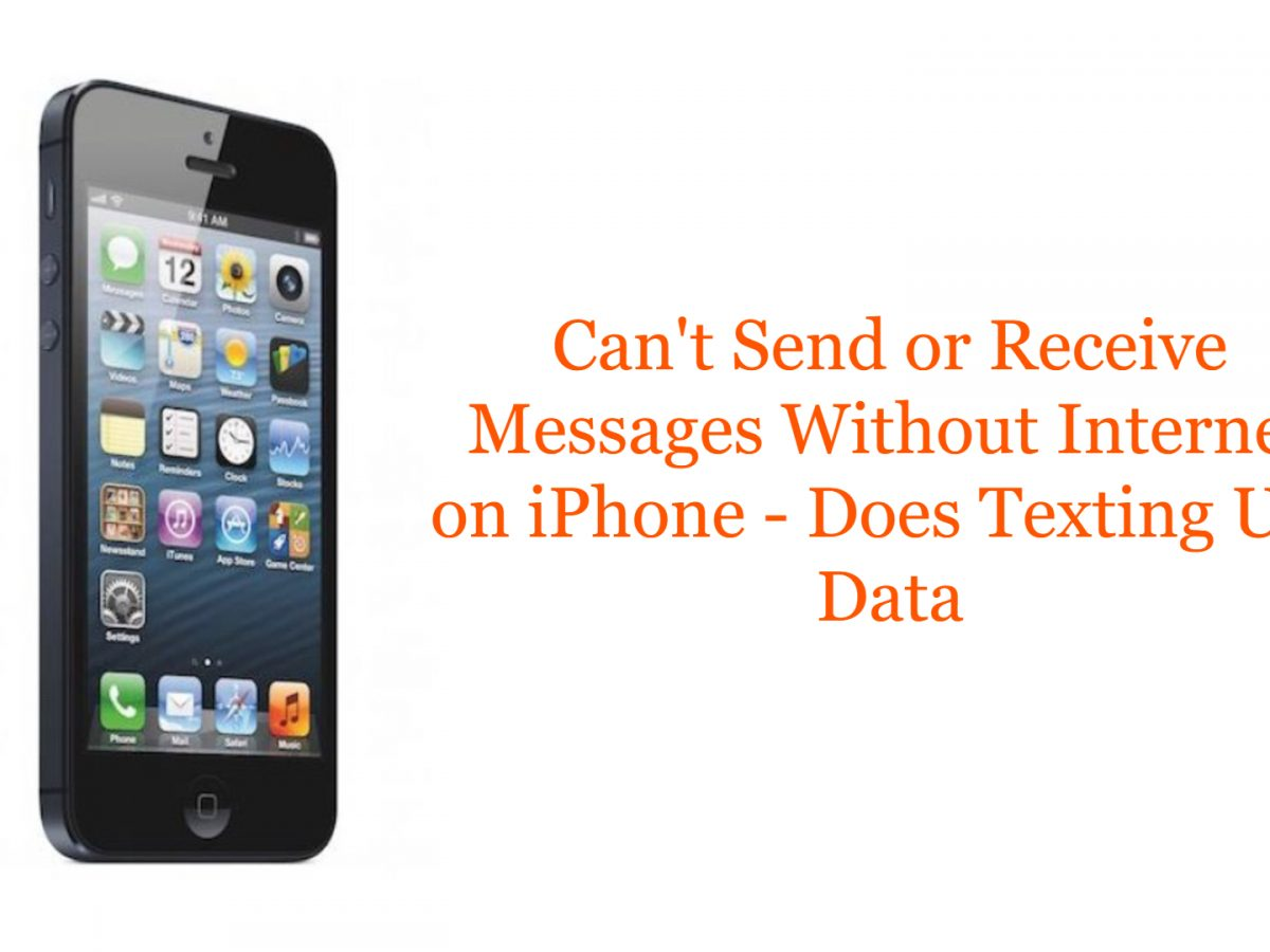 Does Texting Use Data Checkout Our Blog For More Detail