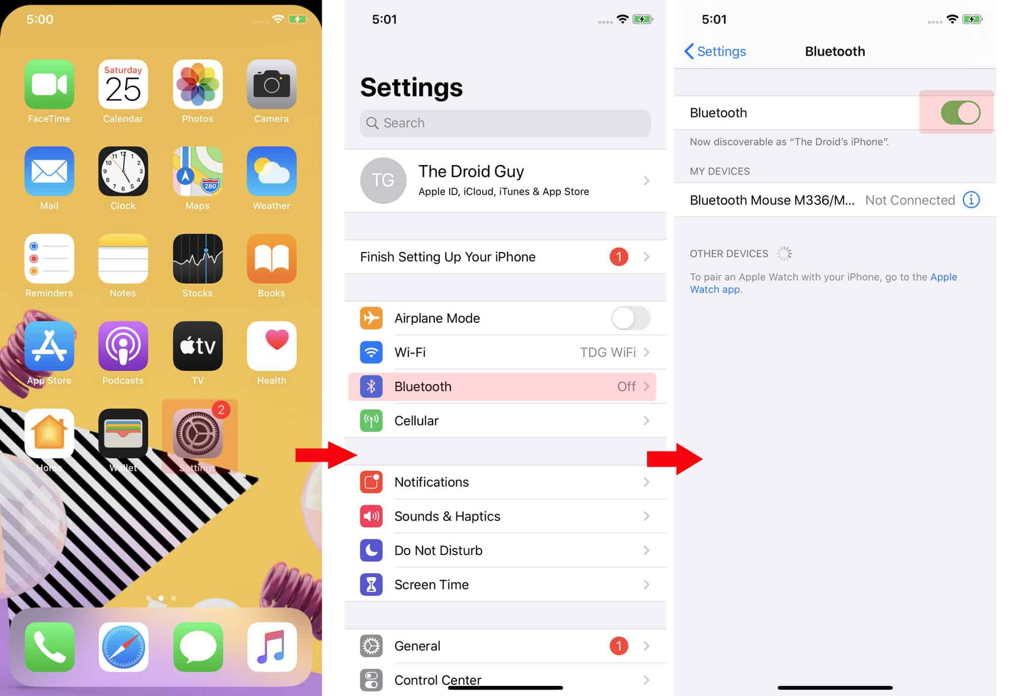 enable-bluetooth-iphone-ios-13-bluetooth-pairing-guide