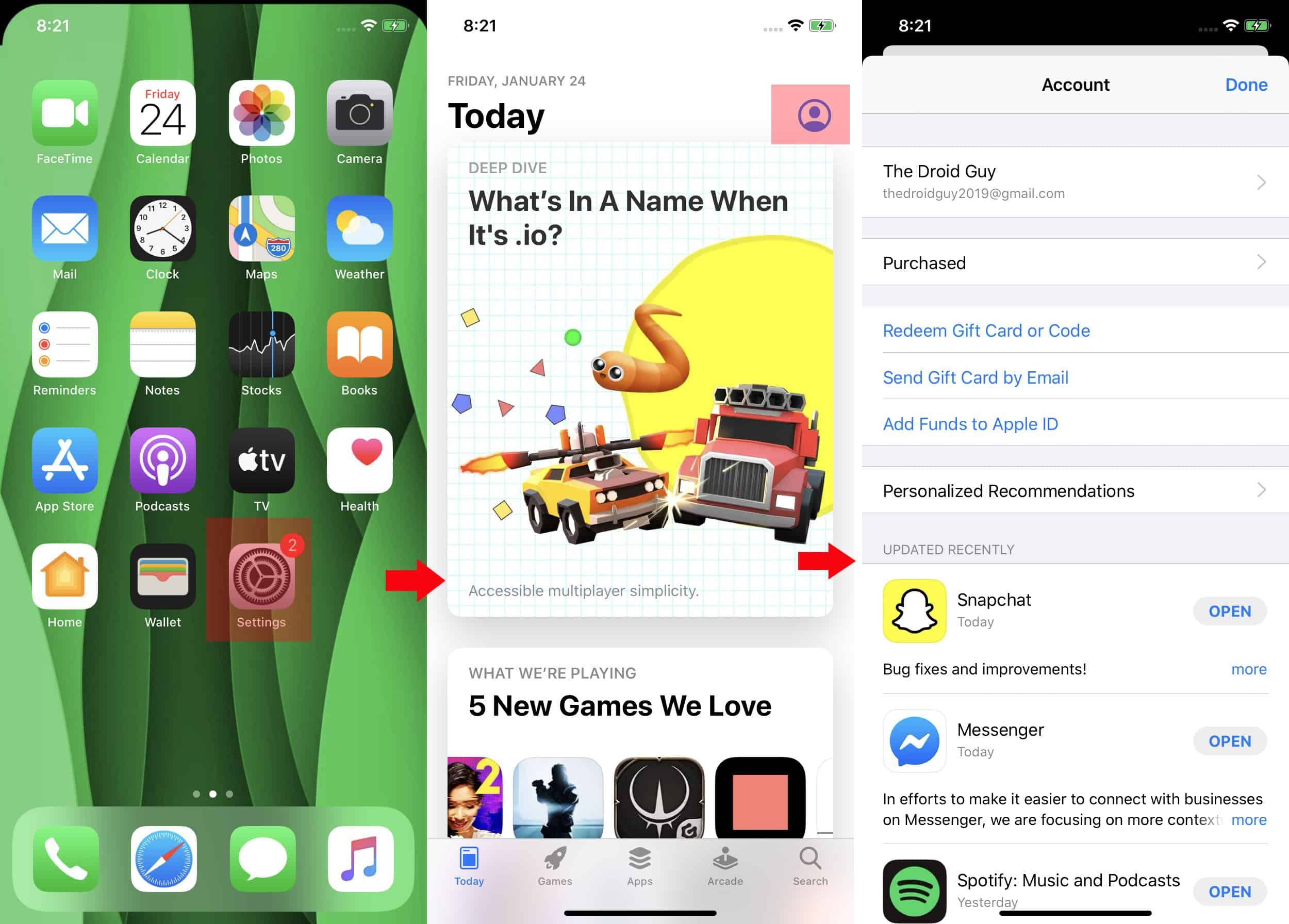 update-apps-on-iphone-ios-13-to-fix-lagging-and-freezing-problems