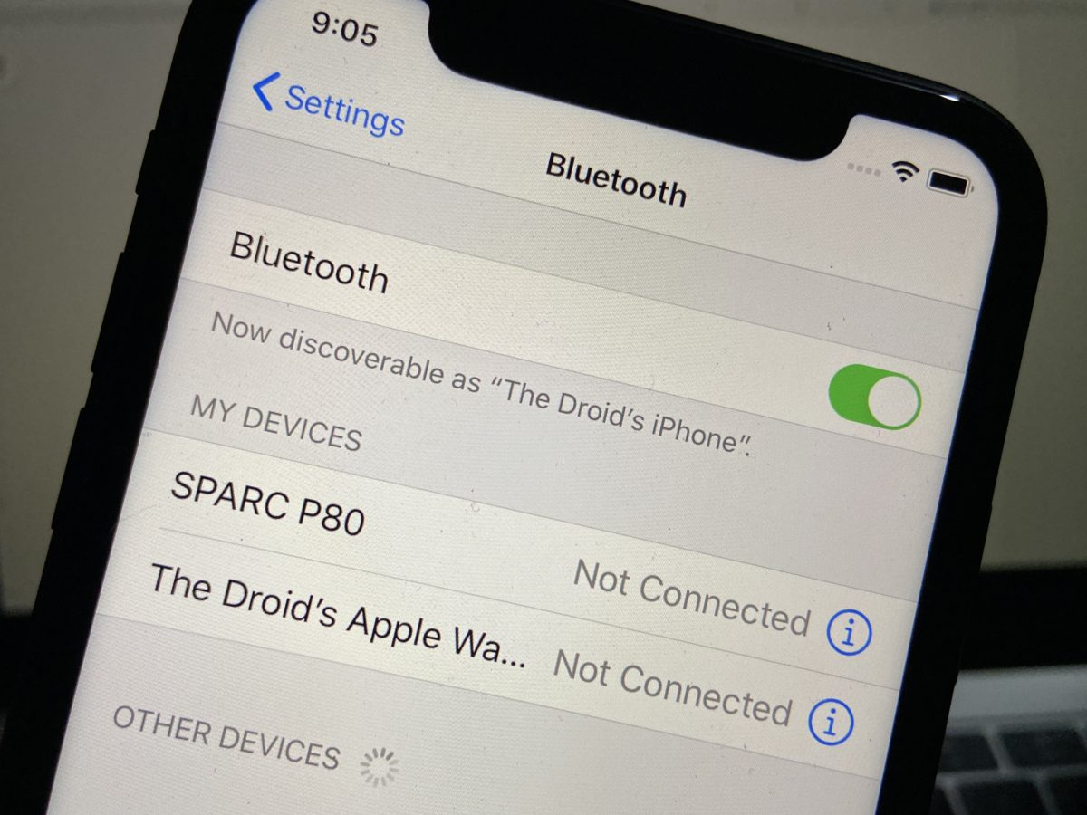 bluetooth issue, fix bluetooth problem, iphone 11