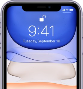 troubleshooting iphone 11 display issues