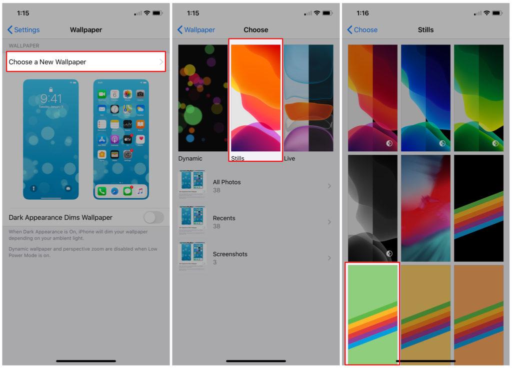 iphone 11 still wallpaper