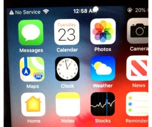 fix no service error on iphone 11 pro