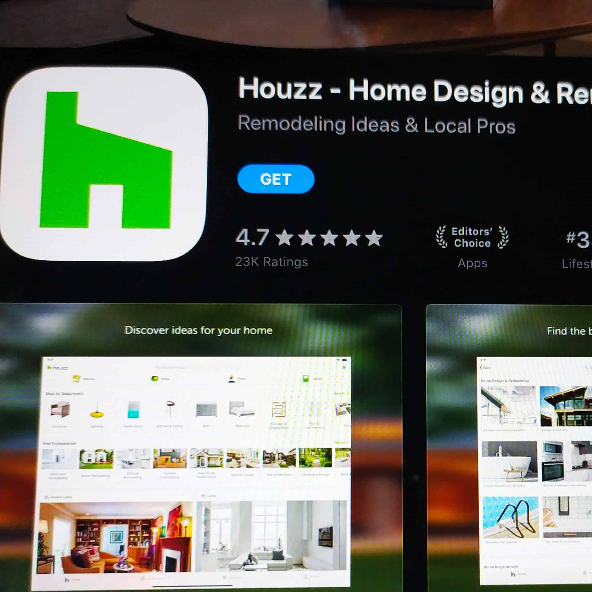 Houzz Home Design And Remodel App For Ios Thecellguide