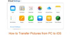 Transfer-Pictures-from-PC-to-iOS-guide-2020-icloud