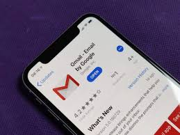 iPhone X Gmail App Keeps Crashing After iOS 13 update