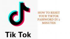 reset-your-tiktok-password