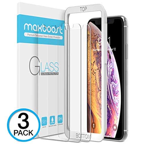 Screen Protector For iPhone XS Max