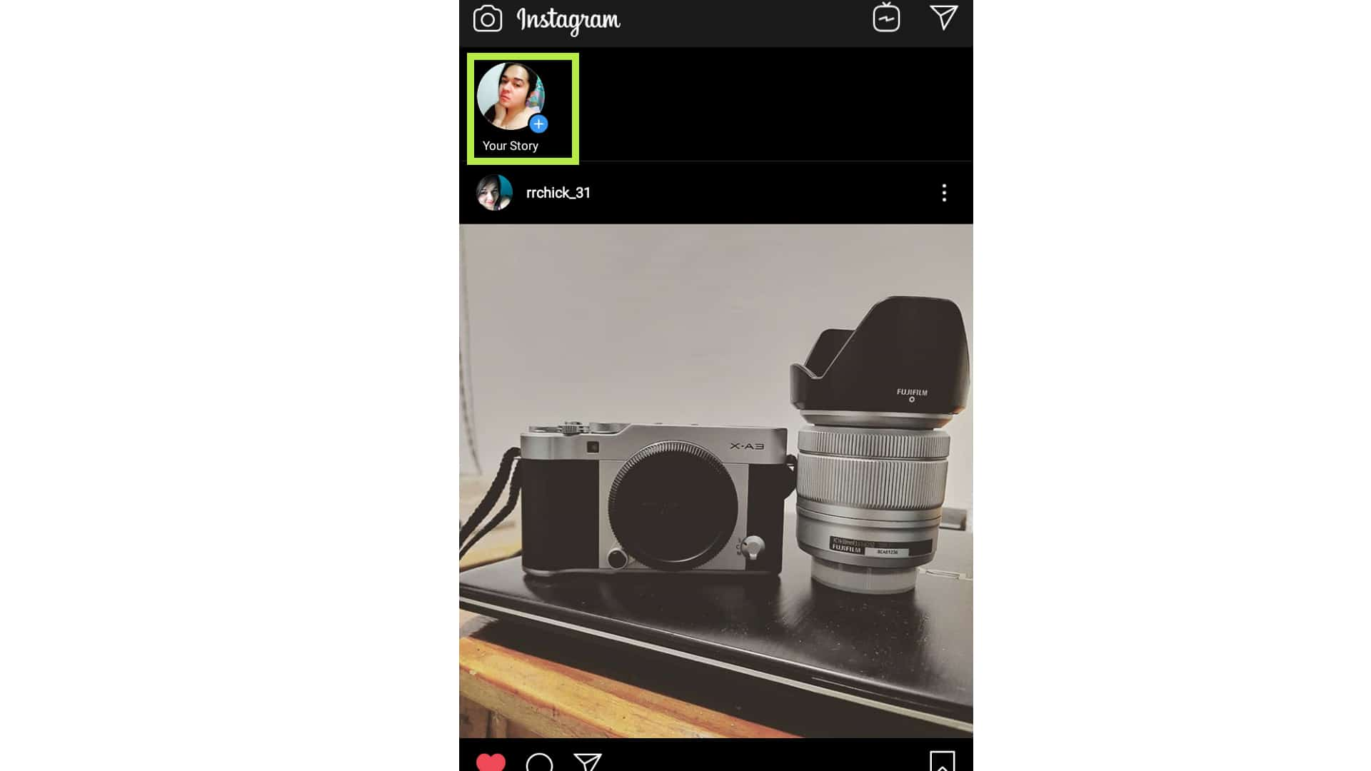add multiple photos videos on instagram story