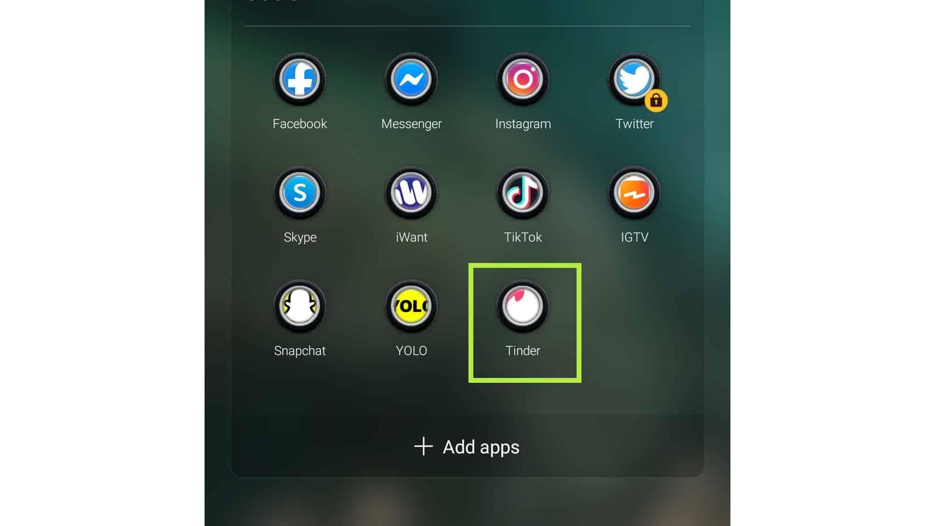 tinder app icon