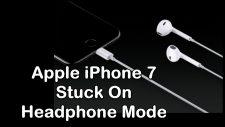 Stuck On Headphone Mode