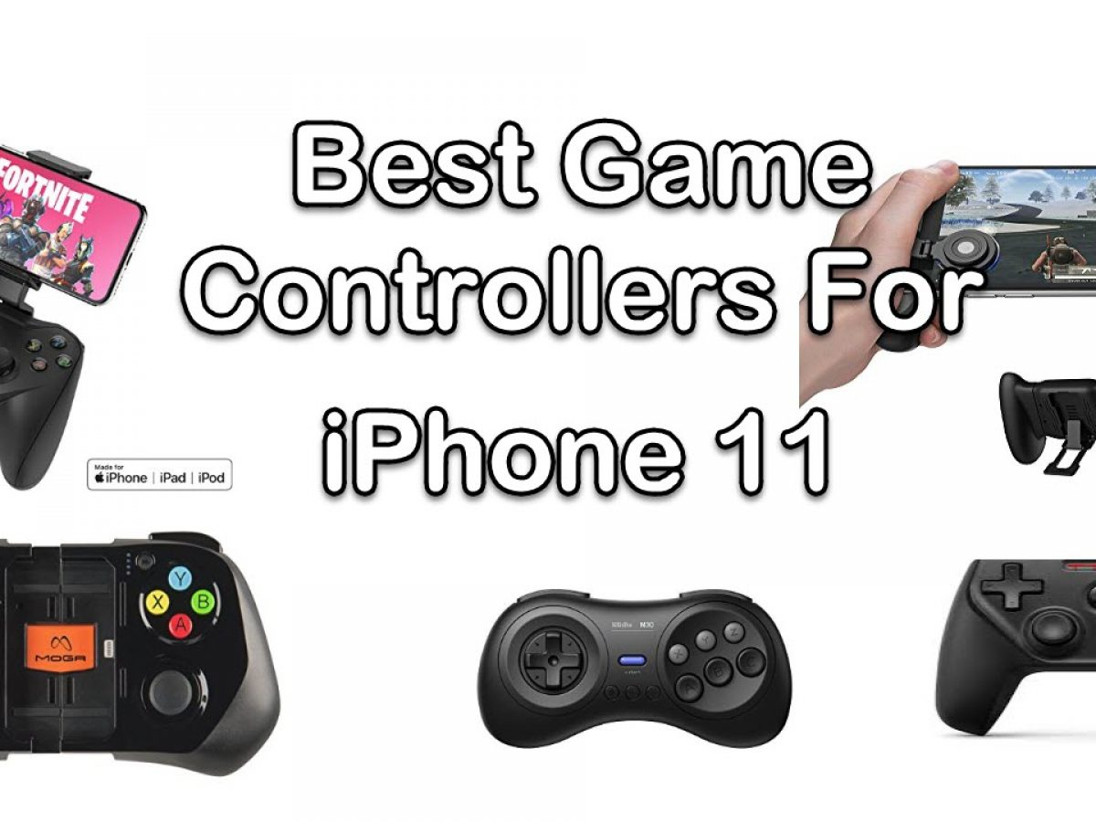 Game Controllers For iPhone 11