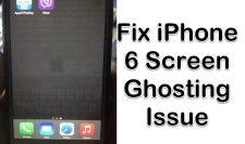 Screen Ghosting