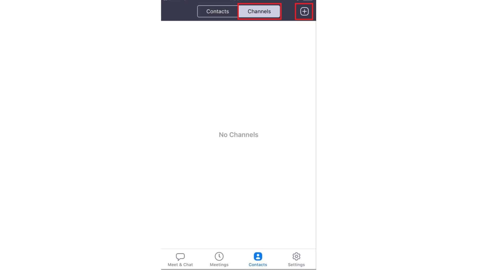 How-to-Join a-Public-Channel-on-Zoom-for-iOS-2020