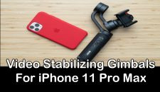 Video Stabilizing Gimbals