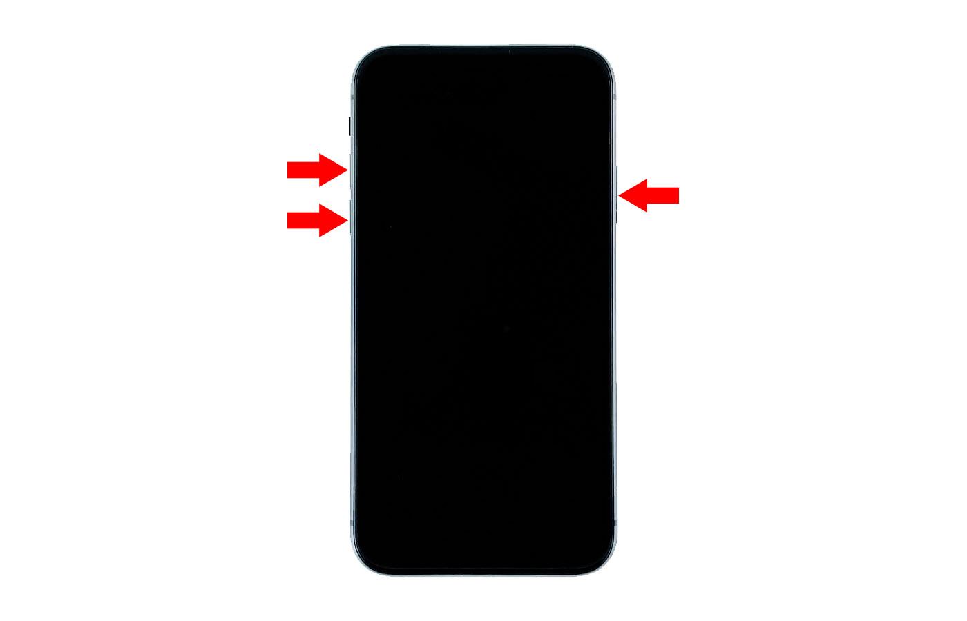 iphone xr forced restart
