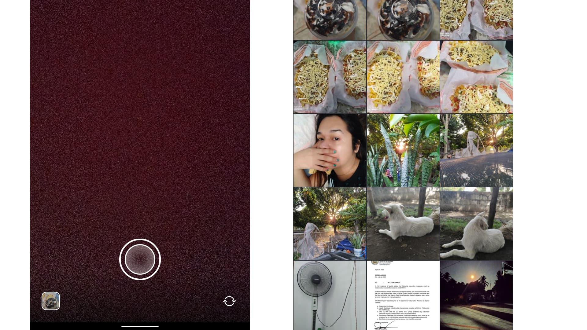skype choose profie picture