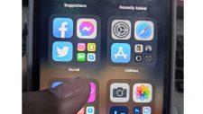 facebook keeps crashing on iphone 12